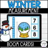 Measurement (Non-Standard) Winter Boom Cards for January