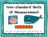 Measurement: Non-standard Units