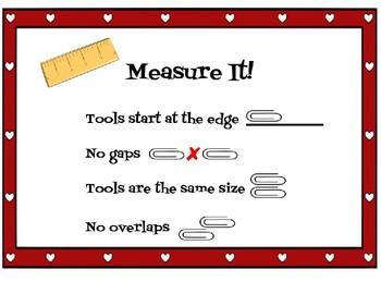 Measurement (Nonstandard Units) Anchor Chart