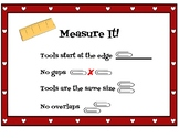 Measurement (Nonstandard Units) Anchor Chart