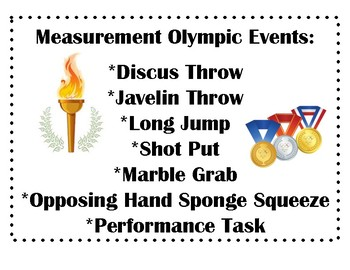 Olympic Measurement