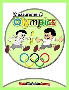 Measurement Olympics {Measurement Activity}