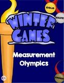 Measurement Olympics:  Winter Edition