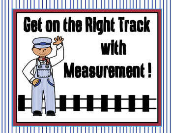 Measurement - On The Right Track Posters (11 x 8.5)