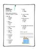Measurement Packet (4th Grade Common Core)