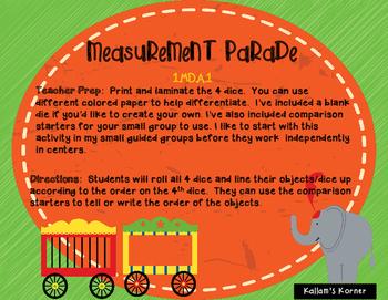 Measurement Parade