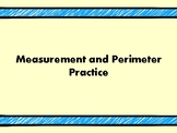 Measurement & Perimeter PPT