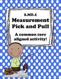 Measurement Pick and Pull