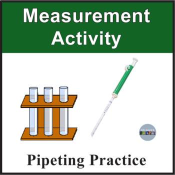 Measurement: Pipets