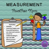 Measurement Notes on PowerPoint