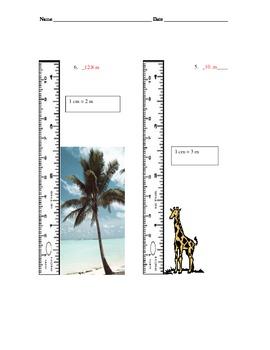 Measurement Practice - Science STAAR