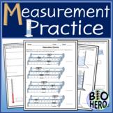 Measurement Practice Worksheets