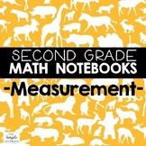 Math Journals: Measurement Printables-2nd Gr