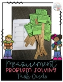 Measurement Problem Solving Task Cards