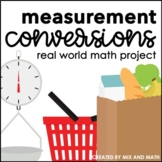 Measurement Conversion Project | Distance Learning