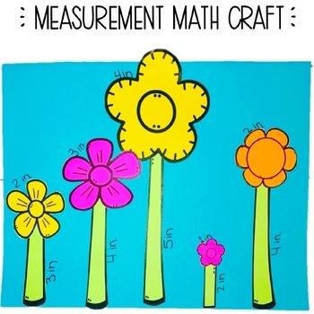Measurement Project - Make a Measurement Garden