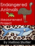 Measurement Project- Researching Endangered Animals