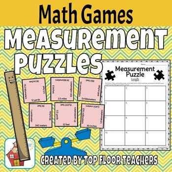 Measurement Puzzles