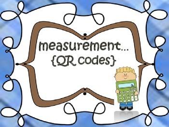 Measurement {QR code fun}
