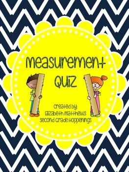 Measurement Quiz