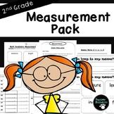 Second Grade Measurement Resource Pack