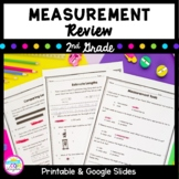 Measurement Review (2nd Grade CC 2.MD.A.1-2.MD.B.5)