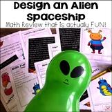 Measurement Review Activity - Build an Alien Spaceship