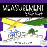 Measurement Review Activity or Quiz for Length