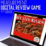 Measurement Review Game - Hot Stew Review
