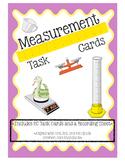 Measurement Review: Task Cards