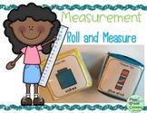 Nonstandard Measurement Roll and Measure