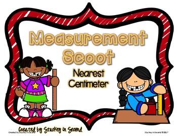 Measurement SCOOT (Nearest Centimeter)