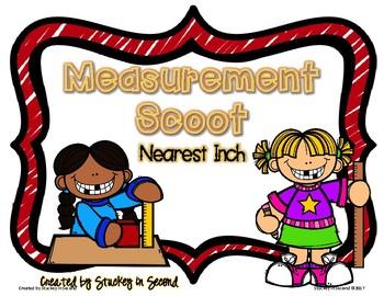 Measurement SCOOT (Nearest Inch)