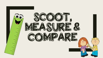 Measurement SCOOT in Inches & Feet