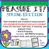Measurement SPRING Edition NO PREP!