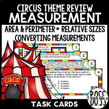 Measurement STAAR Review