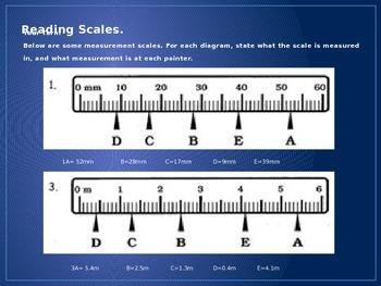 Measurement Scales & Units