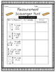 Measurement Scavenger Hunt (In. + Cm.) + Create Your Own R