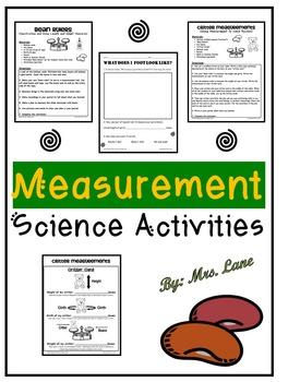 Measurement Science Activities