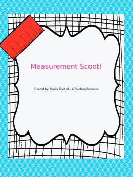 Measurement Scoot!