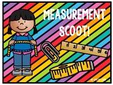 Measurement Scoot Game