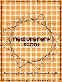 Measurement Scoot (VA SOL 5.9a & 5.9b)