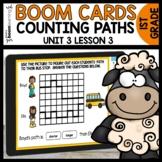Measurement Paths | Module 3 Lesson 3 | Boom deck | Distan