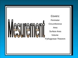 Measurement Slide Show