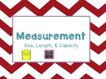 Measurement Slideshow