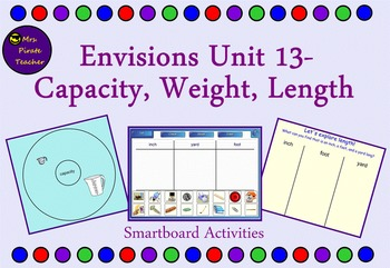 Weight, Capacity, Length (Smartboard)