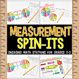 Measurement Spin-Its Math Stations
