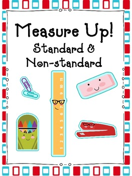 Measuring using non standard units of measurement by nicolalucas ...