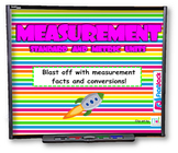 Measurement Standard and Metric Units SMART BOARD Game