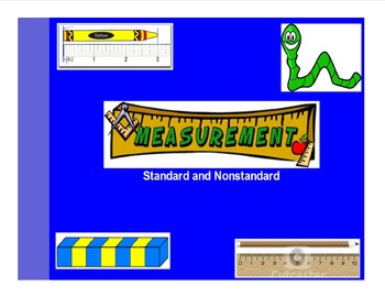 Measurement Standard and Nonstandard Units on Interactive Whiteboard